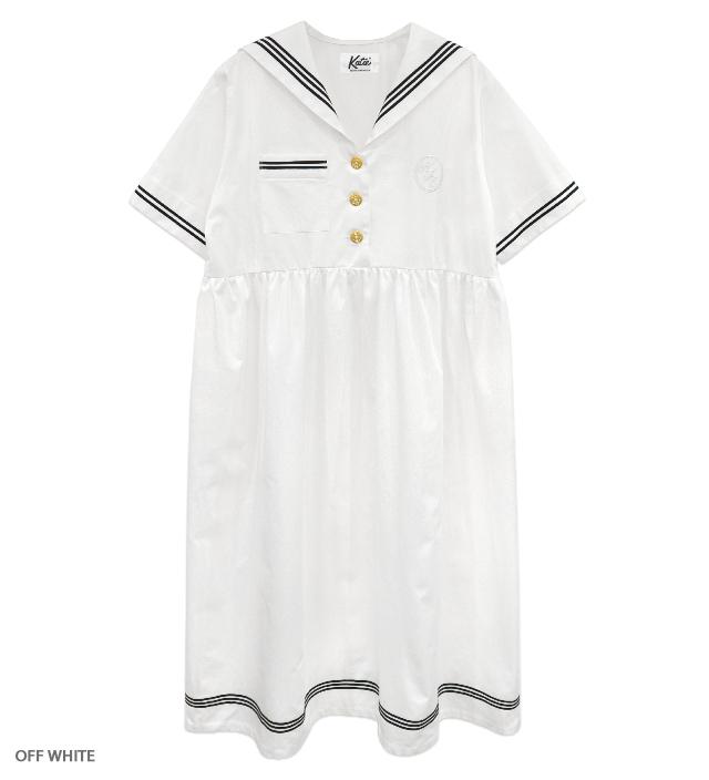 CECIL SAILOR over dress