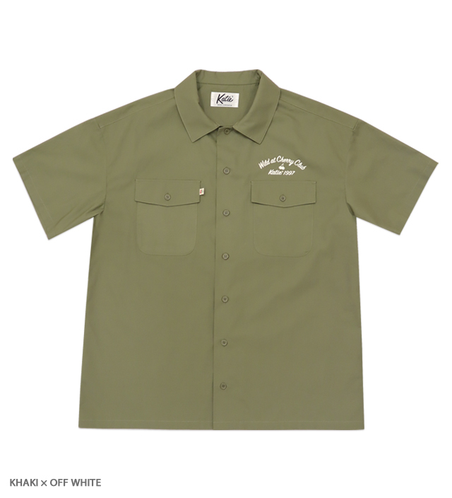 CHERRY CLUB work shirt