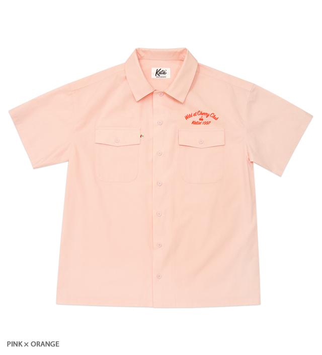 CHERRY CLUB work shirt