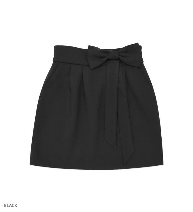 COCTEAU TWINS big ribbon skirt