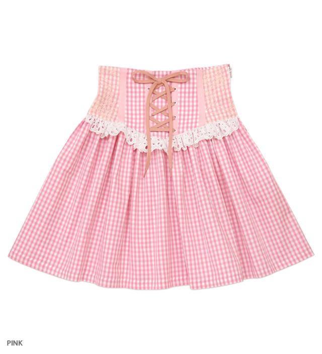 CORSETTI basque skirt