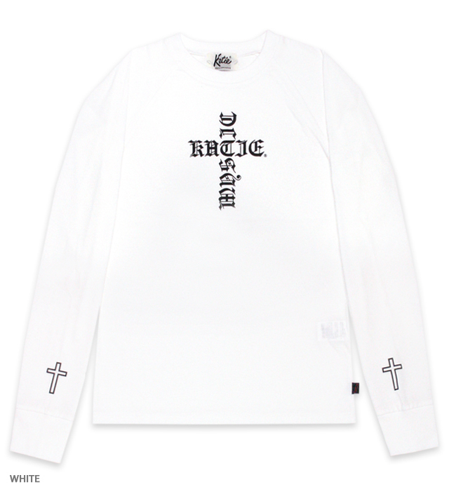 CROSS LOGO long tee