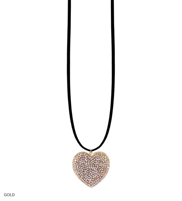 DRAINED LOVE necklace