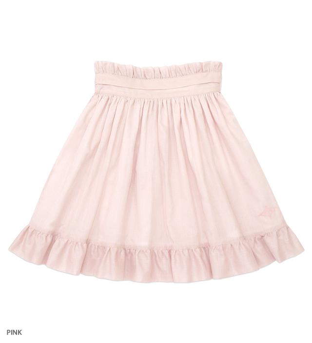EASTER BUNNY frill skirt