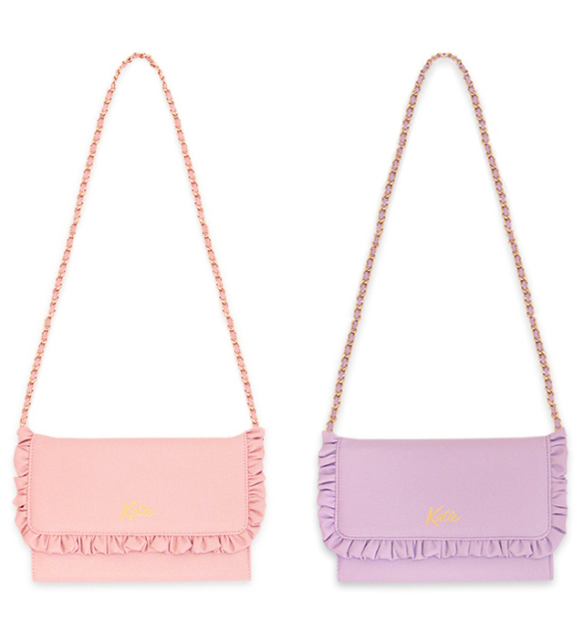 FRILL wallet bag