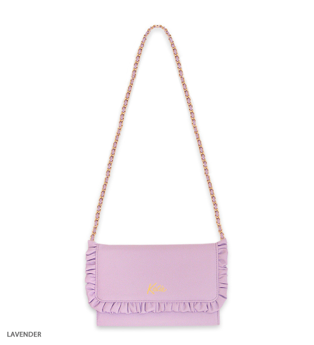FRILL wallet bag