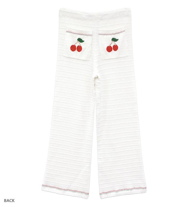 FRUITS POP long pants