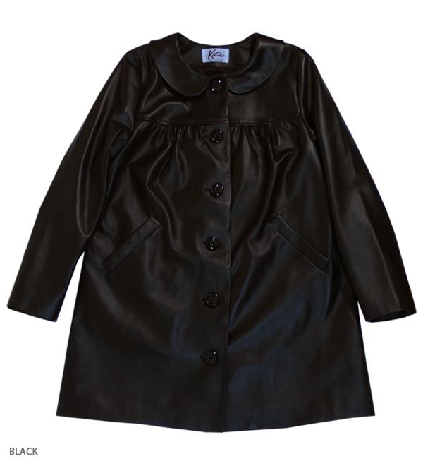 GOOD GIRL leather coat