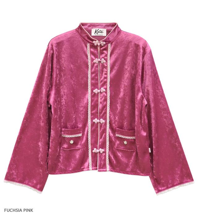 HONG KONG GIRL china jacket