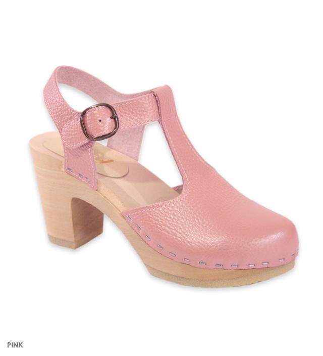 JOYCE t-strap clog sandal