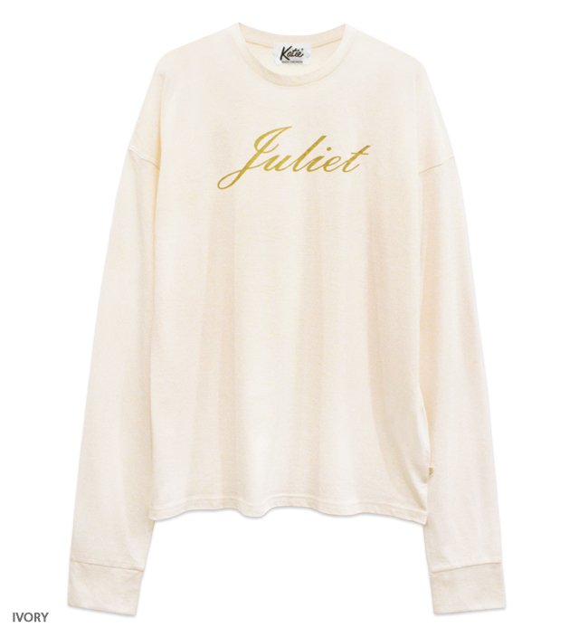 JULIET long tee