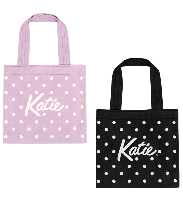 KATIE DOT mini tote