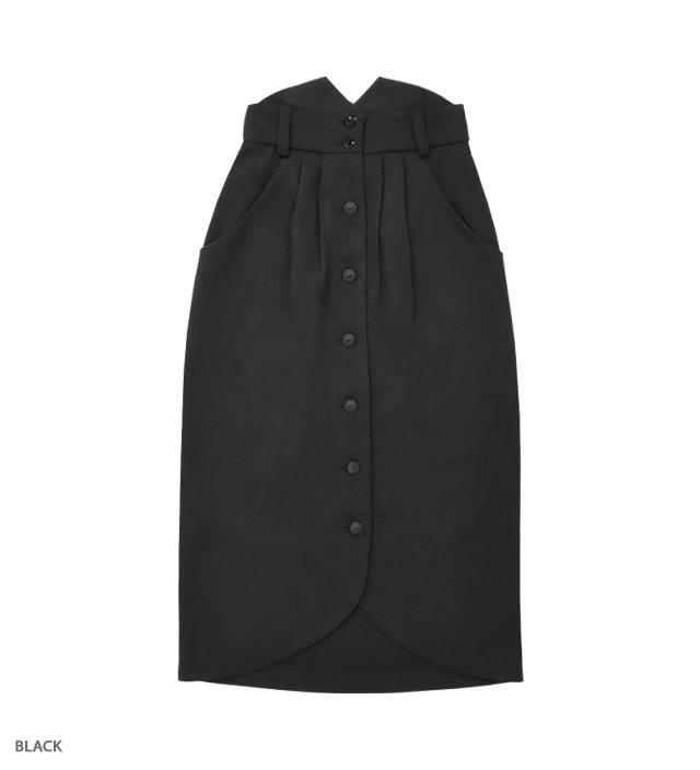 LET IT gibson skirt