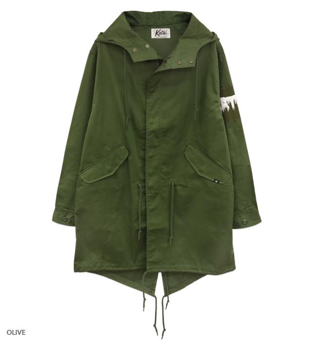 L・L・P mods coat