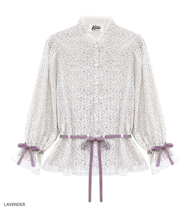 LOOKING GLASS blouse jacket