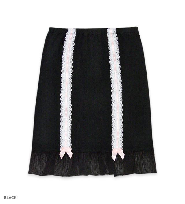 LOVELY LINGERIE skirt