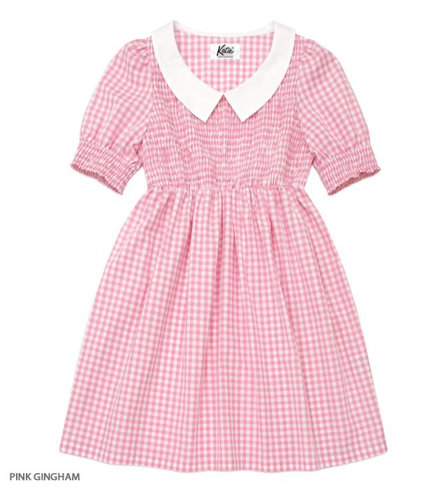 NOBODY'S DAUGHTER baby dress