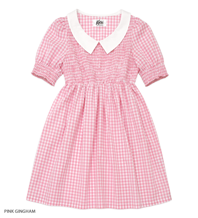 NOBODY'S DAUGHTER baby dress