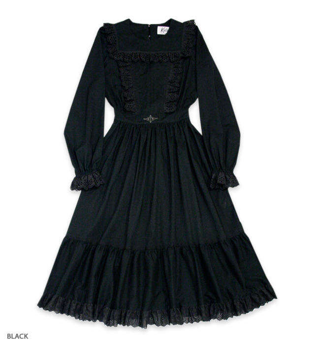 NO COUNTRY hanging rock dress