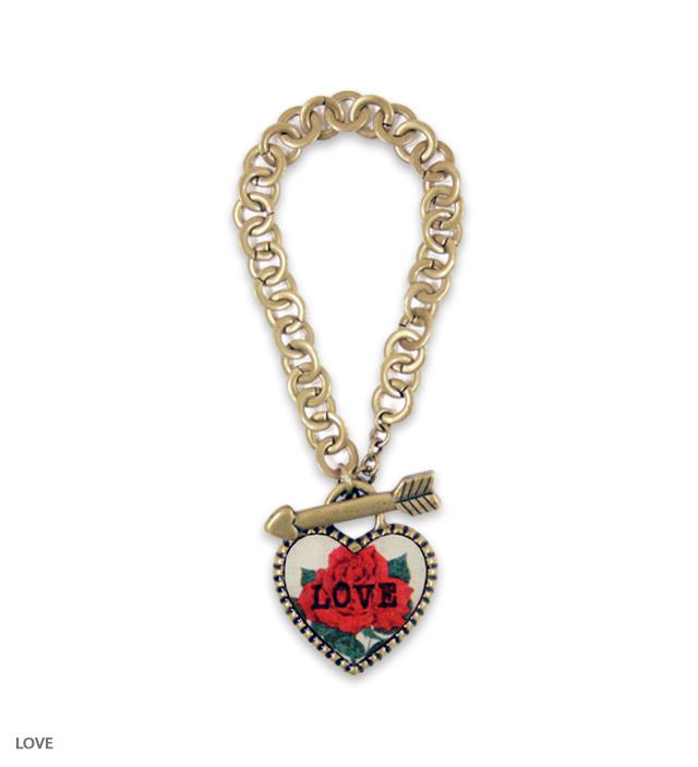 SWEET HEART big heart bracelet