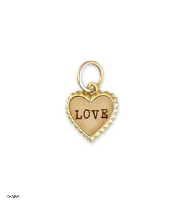 SWEET HEART petit heart necklace charm