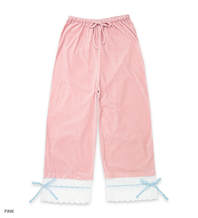 SWEET ROMANCE pants