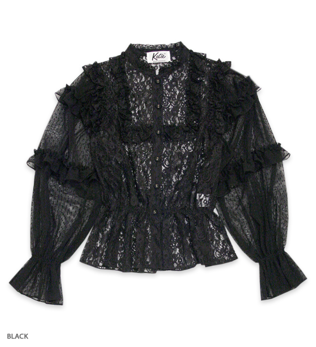 TAROT GIRL lacy jacket