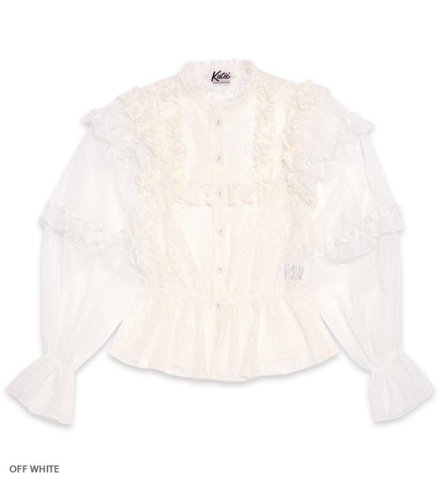 TAROT GIRL lacy jacket