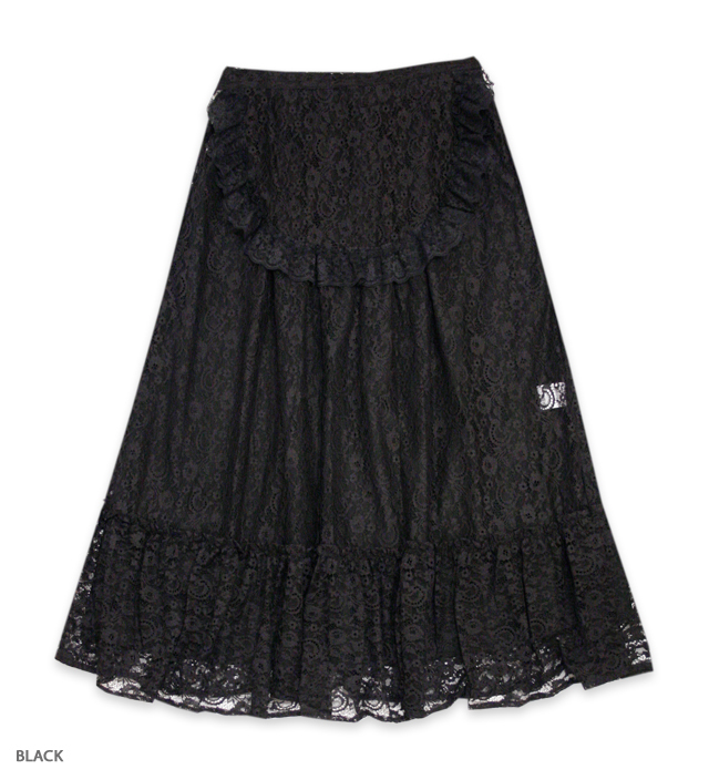 TAROT GIRL haunted skirt