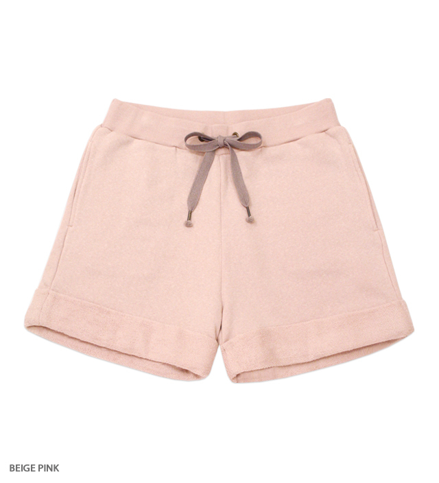 TEDDY HUG short pants