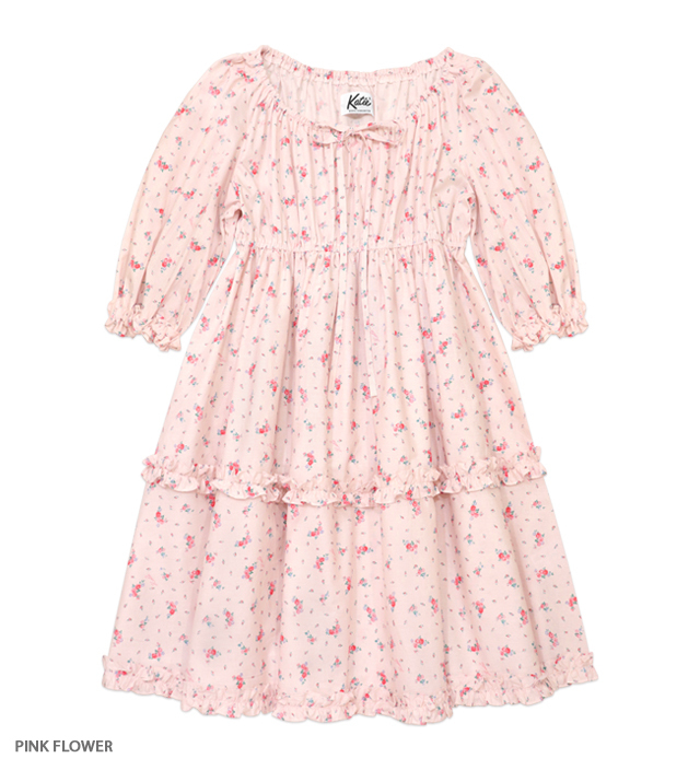 VIRGIN UP baby doll dress