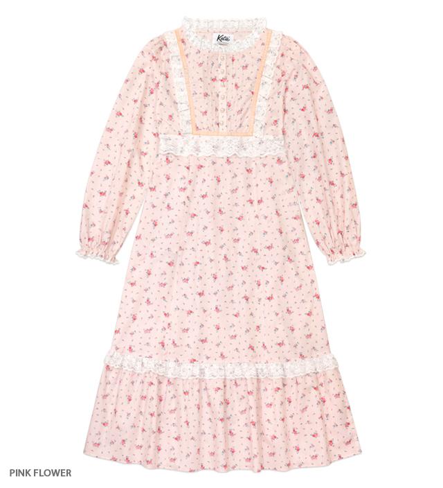 VIRGIN UP folky dress