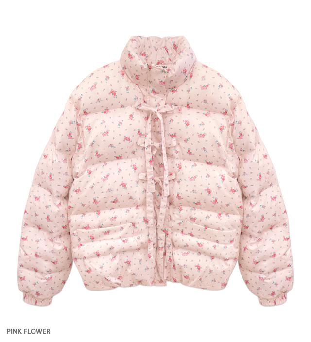 VIRGIN UP quilting jacket coat