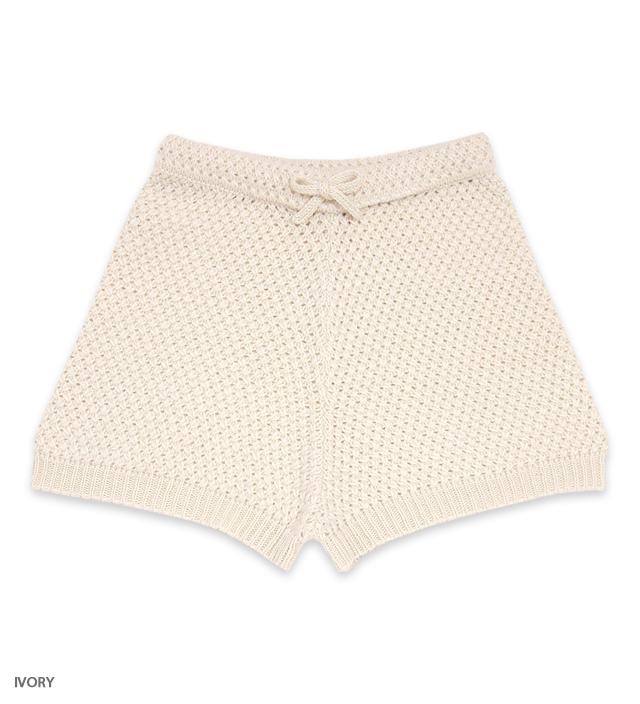 WINTER BABE basket pants