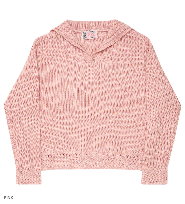 WINTER BABE sailor knit