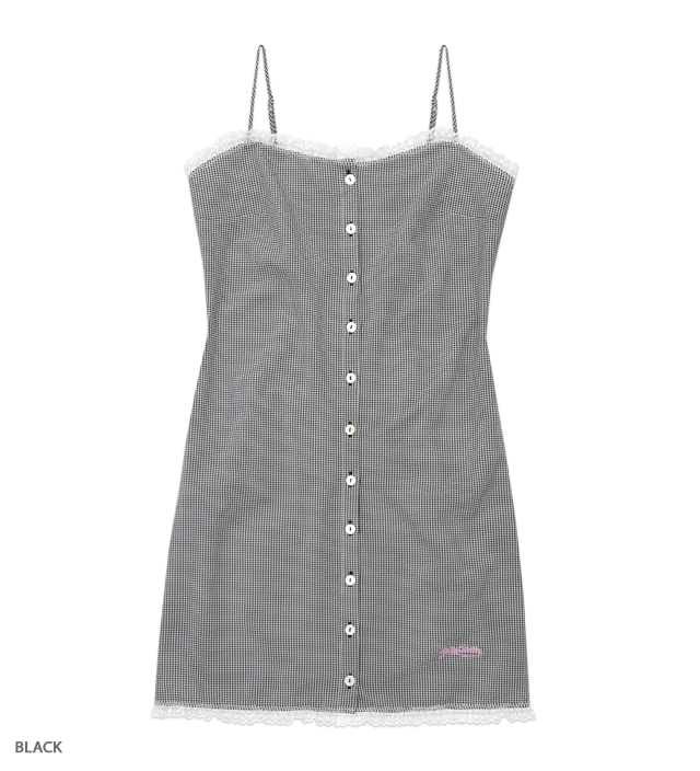 YOUNG LOLITA camisole one-piece