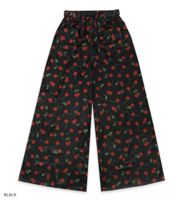ACID CHERRY long pants