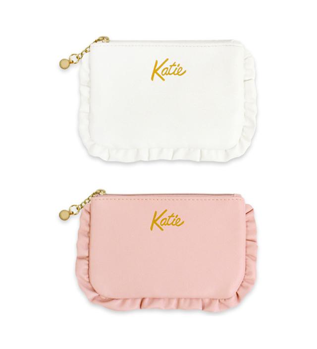 FRILL mini pouch