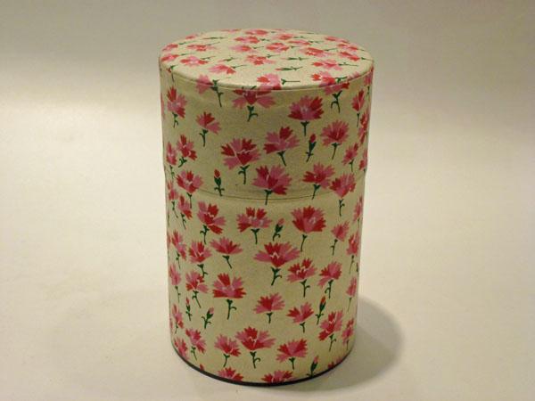 和紙茶缶100g153