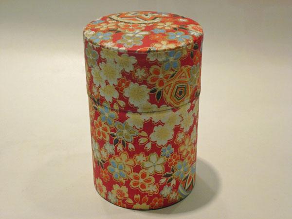和紙茶缶100g160