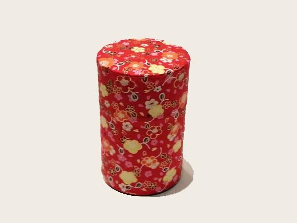 和紙茶缶100g173