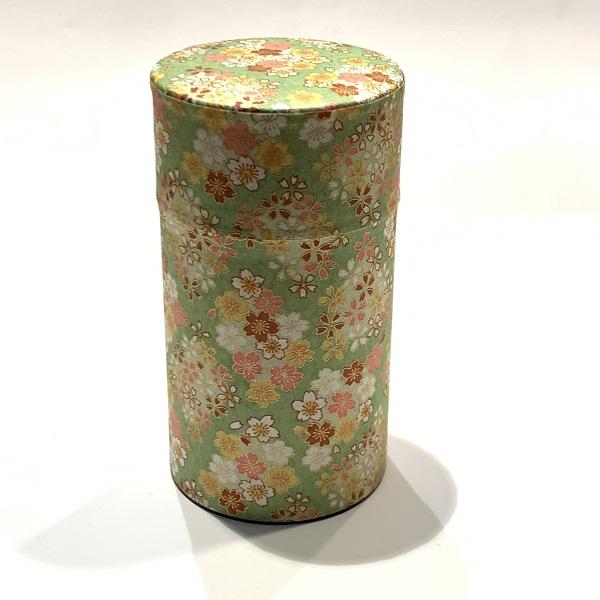 【和紙茶缶150g】2