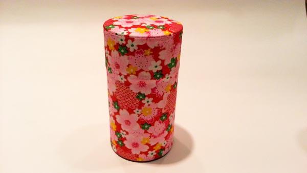 和紙茶缶150g191