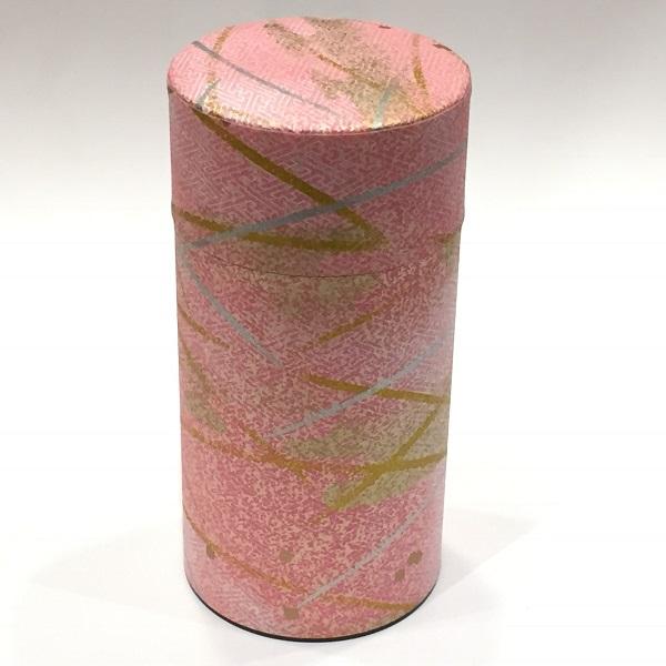 【和紙茶缶200g】247
