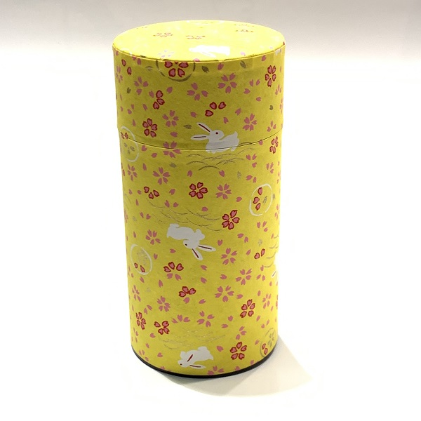 【和紙茶缶200g】4
