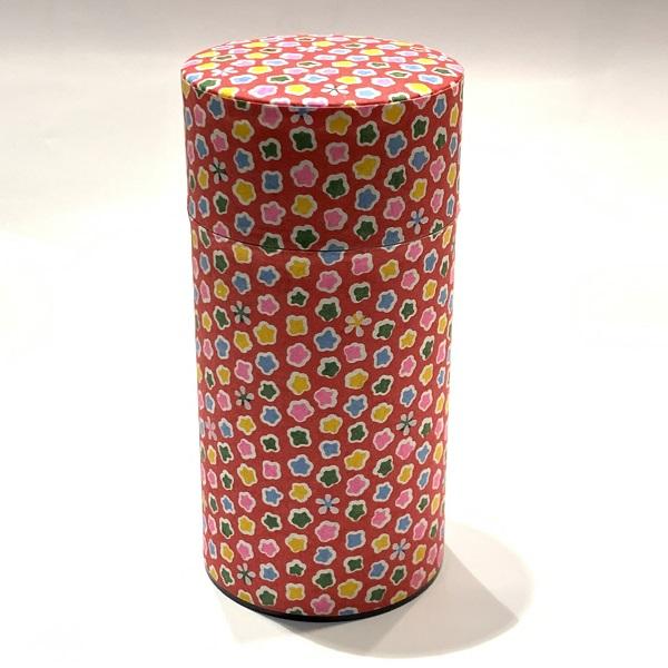 【和紙茶缶200g】14