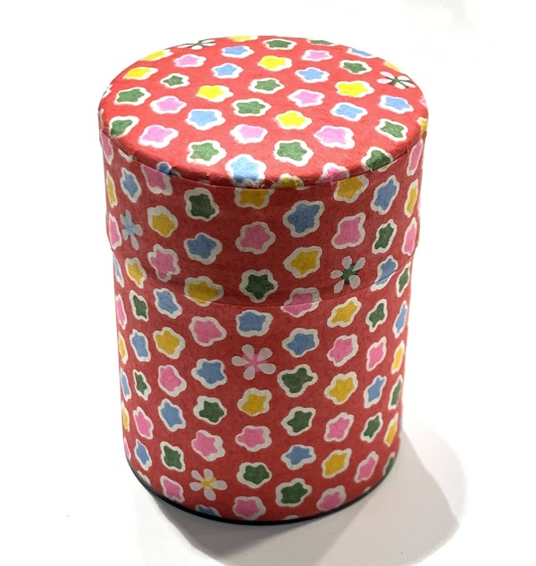 【和紙茶缶50g】3