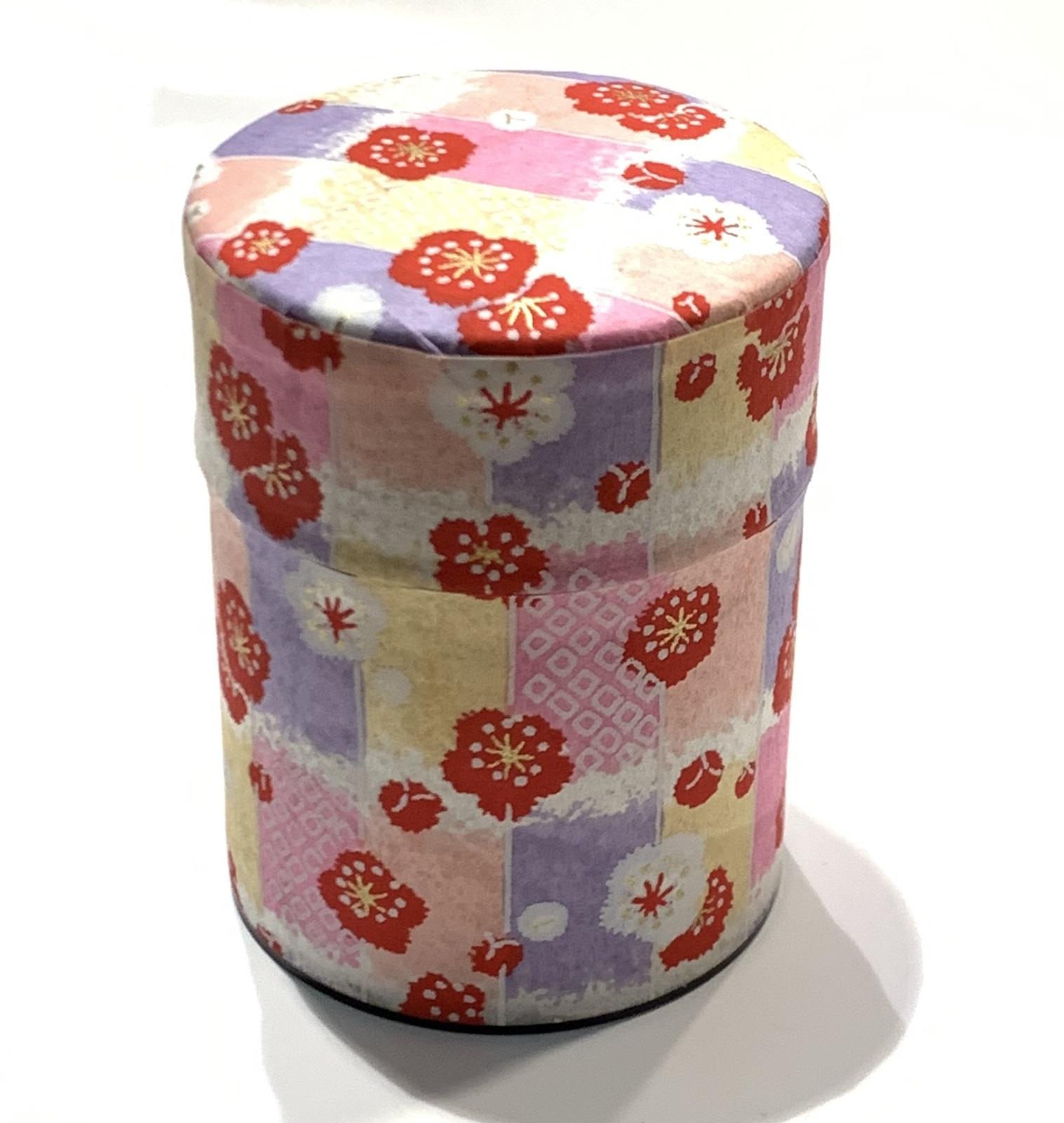 【和紙茶缶50g】10