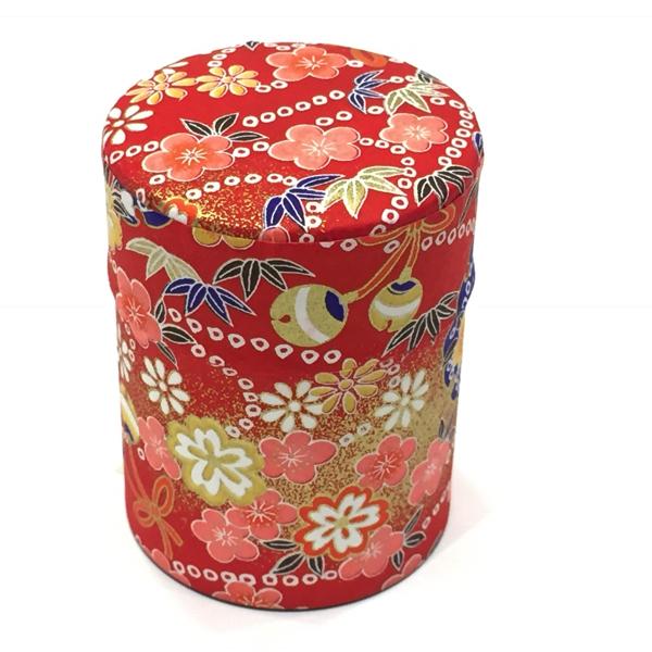 【和紙茶缶50g】99