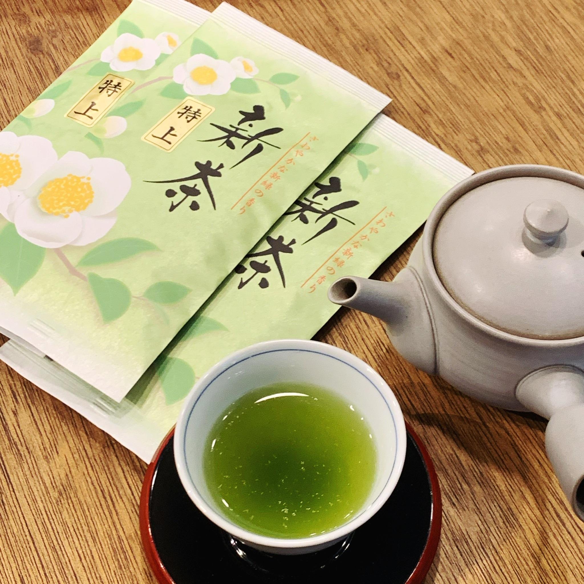 【鹿児島新茶】特上80gゆたかみどり